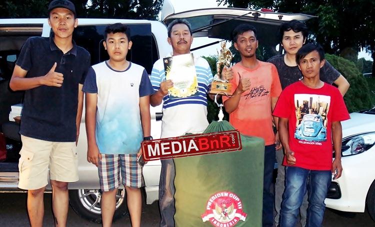Raih Kemenangan di Piala Kota Hujan, M.S Jawara Murai Lintas EO