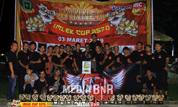 Bawa 19 Burung dari Tangerang, Mama Muda Sukses Bopong Tropi Juara Umum di Imlek Cup 2570 Bangka