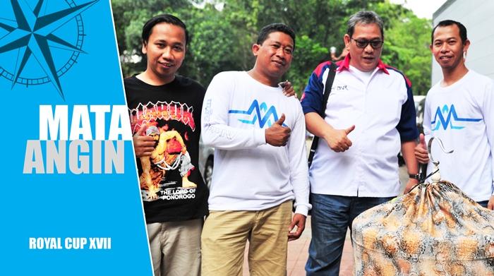 Bang Boy kembali saksikan performa terbaik Mata Angin di kelas  Murai Batu Langkisau .