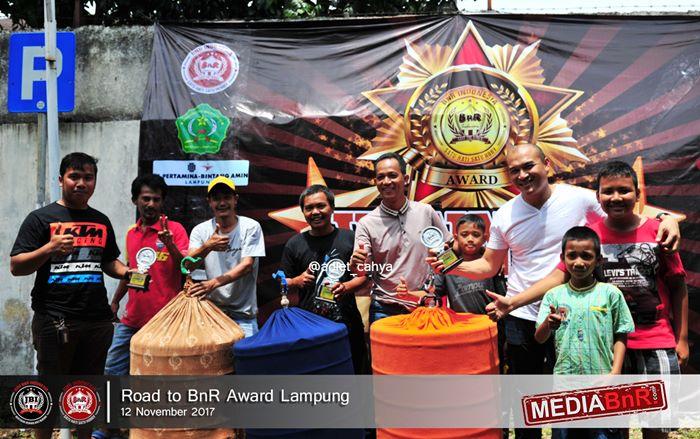 MB BOBmilik Hendrix meraih juara pertama dikelas MB BnR Indonesia