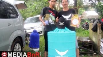 MB Boomerang raih juara pertama di Kelas Eksklusif