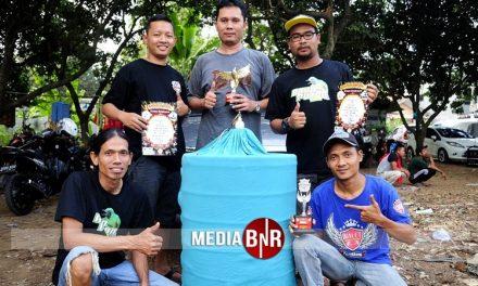 Bromo & Mistik Tampil Keceh, Klep 'On' Comm Dan Arya Putra Team Gaet  Juara Umum