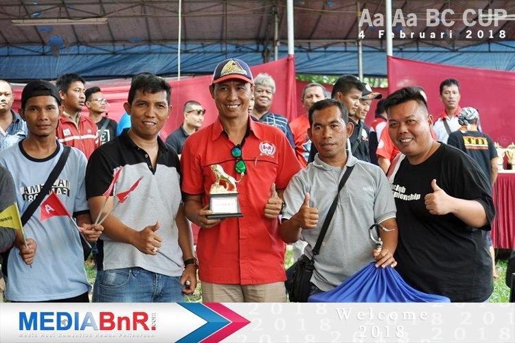 H.Ikbal 707 SF – Sukses di Aa Aa BC Cup, MB Datuk Mustika & Kenari Jagger Bidik Lomba Jayakarta Cup