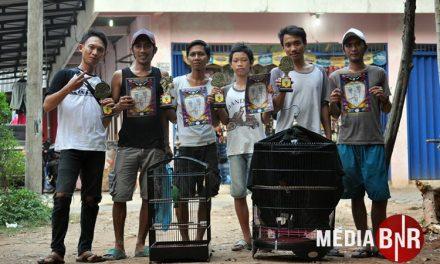 Fanky Patut Diperhitungkan, ABS Dan Tapak Jalak Team Debut Lovebird Prestasi