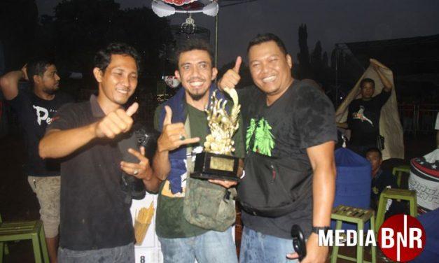 Membanggakan! Jet Darat Murai Hasil Ternakan Sendiri Jadi Juara Di MBBC 03