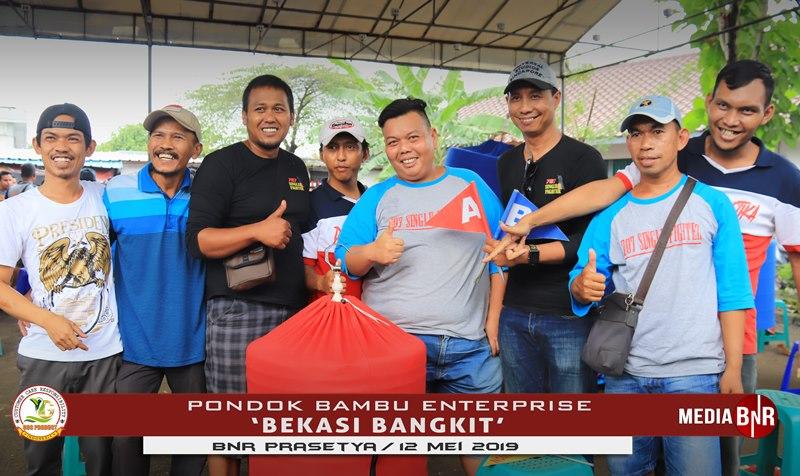 Jelang Lomba BIC, Brondonx & Kombes 707 SF Moncer di Bekasi Bangkit