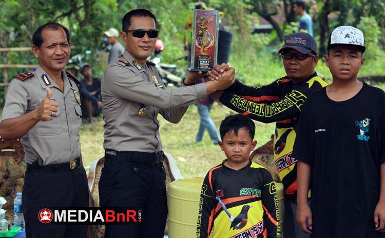 MB Krisjon Juara 1 Dikelas Utama