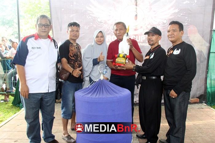 MB New Sensasi H Budiono Juara Pertama Kelas BOB