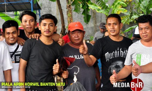 Raja Tembak, Bejo & Black Hunter Berbagi Juara, Tepi Empang & Mama Muda Raih Juara Umum di Piala APBN Banten