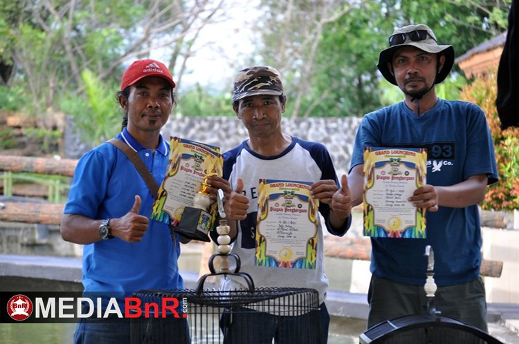 MB Raja Pulay cetak double winner