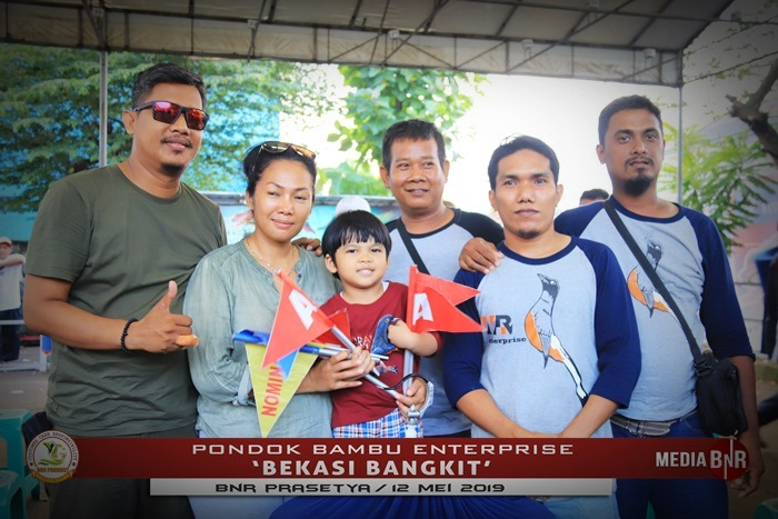 Sabet Kelas Utama, MB SPL Raih Double Winner di Launching Bekasi Bangkit