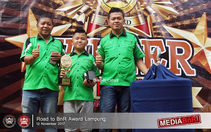 MB Sakti milik Icha Brother Icha Perwates SF raih Runner Up
