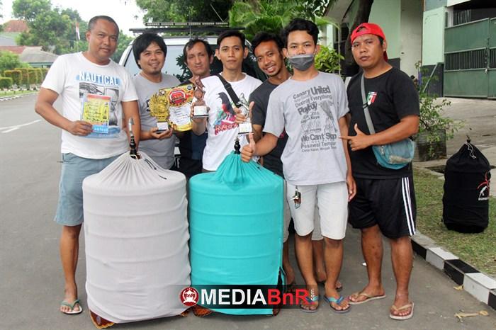 MB Scorvio gacoan Hery Suara Alam raih juara pertama
