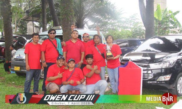 Torehkan Prestasi Di Owen Cup 3, Sabda Alam Kibarkan Bendera Perang