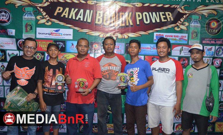 Kicaumania Berbonek Ria di Bonek Power Cup 1