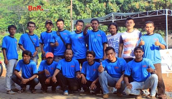 Evolution SF Raih Sukses di Launching Perdana