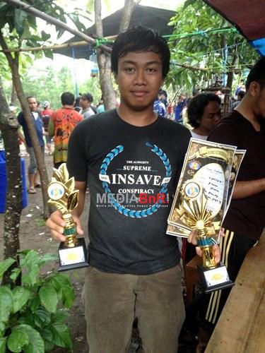 Mr. Randy Man Of The Match Di Gelaran Latber Exclusive Berbagi Kasih 2 BBB Cirebon