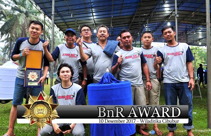 MS - BnR Award 2017 bersama JBI