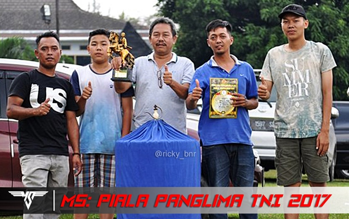 MS - Piala Panglima TNI bersama Ronggolawe