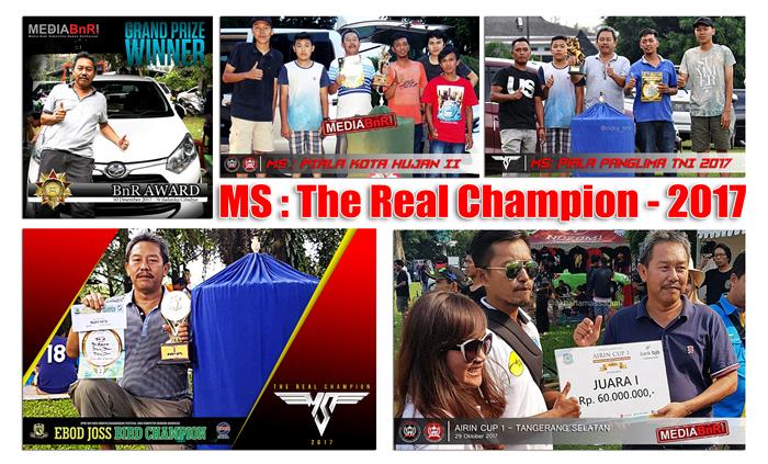 Prestasi MS di tahun 2017