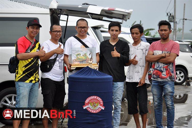 H.Ridwan Mulyana Kencana SF – Bawa Pulang 20 Juta di Piala Gunung Jati, MB Carox Siap Tarung di BnR Award