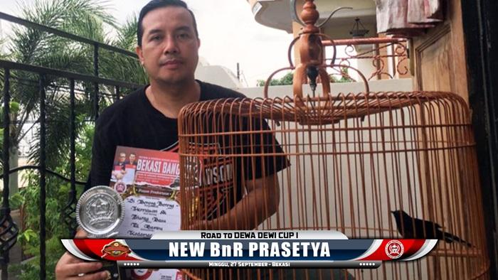 Murai Batu Borong-Borong Raih Juara Runner Up di Bekasi