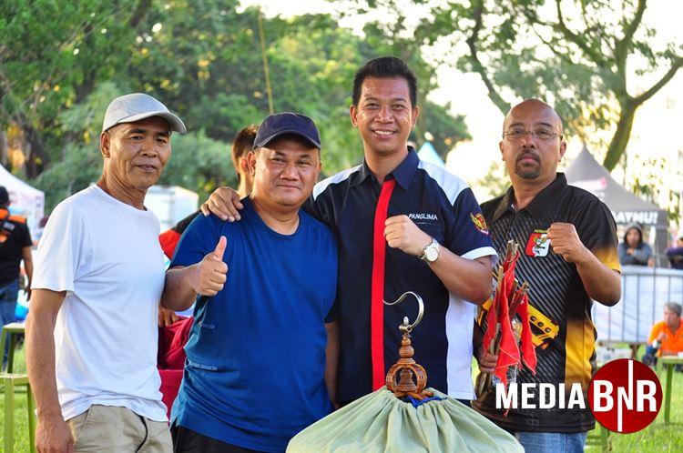 Cetak Nyeri di Phoenix Cup 3, MB Singo Edan Jadi Bintang di Awal Tahun 2019