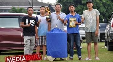 MURAI SAKTI (MS) UNGGUL DI KELAS UTAMA PIALA PANGLIMA TNI