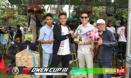 Buktikan Kembali Maha Dewa, Nyaris Hattrick Murai Batu Di Owen Cup 3