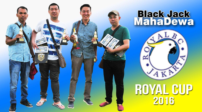 Mahadewa dan Black Jack menuju Piala Presiden