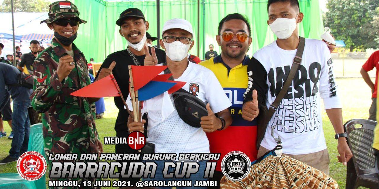 MURAI BATU MAHADEWA : Boyong 1 Unit Sepeda Motor Di Gelaran BARACCUDA CUP 2