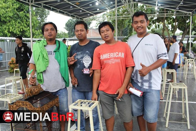 Mahadewa milik Eko Wahyu dari Sumur Tua SF terbaik di Spesial Cendet Part III Semarang