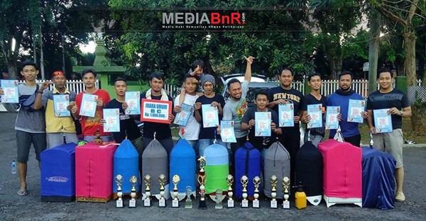 Kadal Jaya BC Cirebon Dominasi Juara Umum Wilayah 3