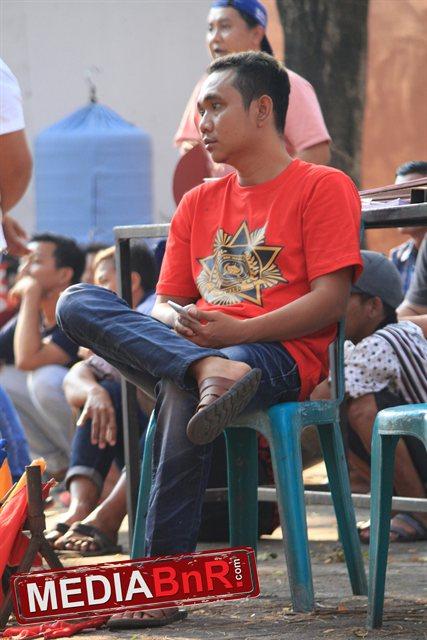Makmur Rozaki (TJ Batik) selaku Ketua OBI Pekalongan