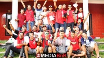 Manahadap Team magelang- Sukses  Borong juara