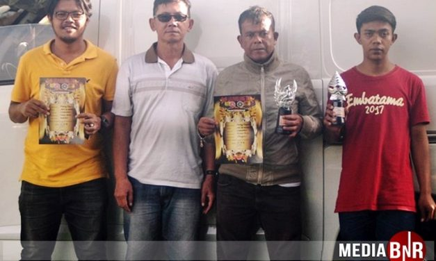 Berkat Vitarest Tinju 'Manny Pacquiao' Bungkam Lawannya