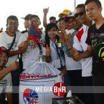 Edan Bro !!! MP Tampil Garang : Rebut Mahkota Piala Bansel Ngariung Cup 1