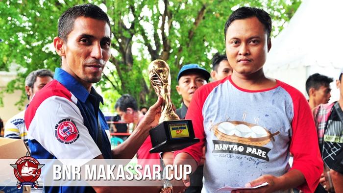 Mantao SF Sukses Bawa Pulang Piala Juara SF