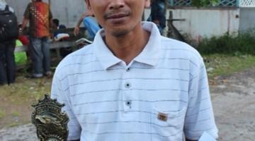 Markeso milik P. Pepen Tempati  Podium Utama