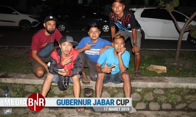 Partai Neraka Murai Batu di  Gubernur Jabar Cup, Raja Rimba Hat-trick di Kacer