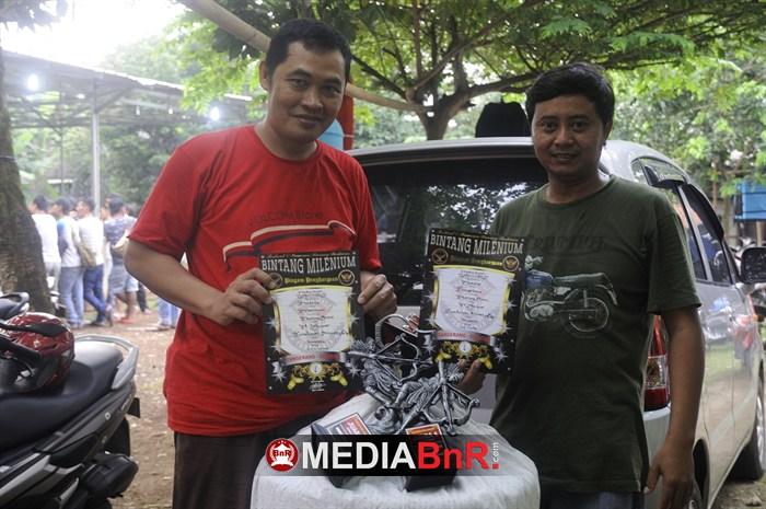 Paska Mabung Mattrix Nyeri, Pandawa Kicau dan Jamur BC Juara Umum