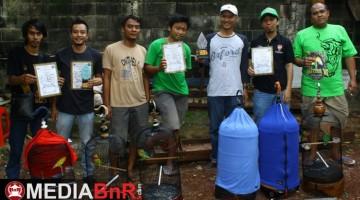 Mattena BF Borong Juara