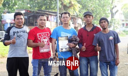 Jawara LBC Kian Tak Terbendung, Trah H.Arlon BF Melesat Dipodium Pertama