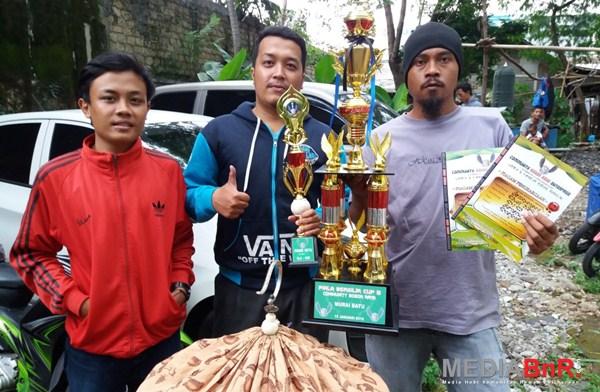PTX BF Dan Mehonk Team Juara BOB