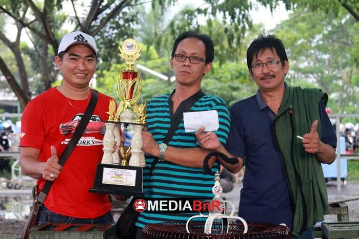 Pasca Berbagi Juara, Merapi dan Raja Kudeta Tampil Memanas Dikelas BOB Murai Batu