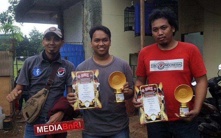 Meteor dan Tapak Dewa Gaco CBC   Indonesia Go To BnR Award