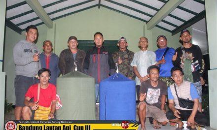 Mic Jeger Is Back, Getarkan Bandung Lautan Api