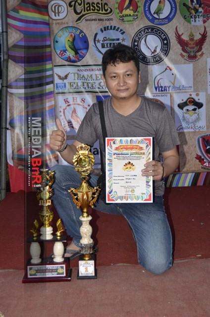 Mini Cooper Jawara kompetisi Camport