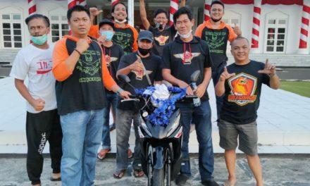 Murai Batu Kuying dan DJ Sabet Hadiah Utama Sepeda Motor Di Even Tahunan Piala Gubernur Cup Kota Bengkulu