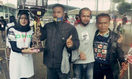 The Legends 'CEPER' Double Winner